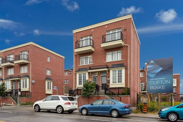Townhouse at 47 River St, Toronto, Ontario. Image 12