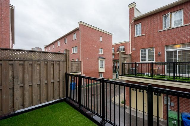 Townhouse at 47 River St, Toronto, Ontario. Image 6
