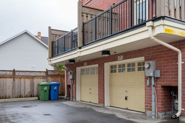 Townhouse at 47 River St, Toronto, Ontario. Image 13