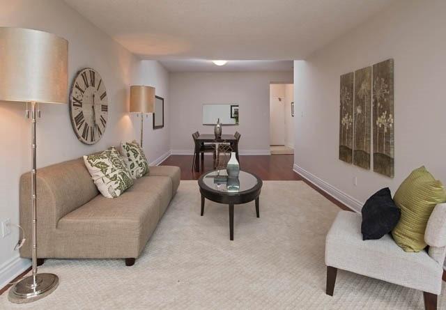Condo Apartment at 1555 Finch Ave E, Unit 101, Toronto, Ontario. Image 2