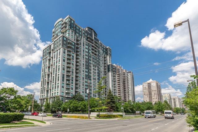 Condo Apartment at 188 Doris Ave, Unit 2105, Toronto, Ontario. Image 1