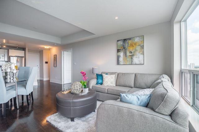 Condo Apartment at 188 Doris Ave, Unit 2105, Toronto, Ontario. Image 5