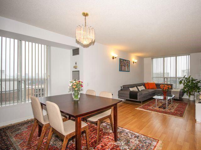 Condo Apartment at 21 Overlea Blvd, Unit 1409, Toronto, Ontario. Image 7
