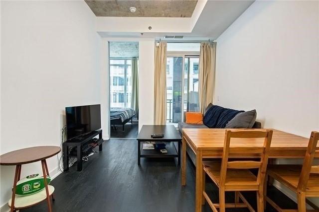 Condo Apartment at 20 Minowan Miikan Lane, Unit 329, Toronto, Ontario. Image 1