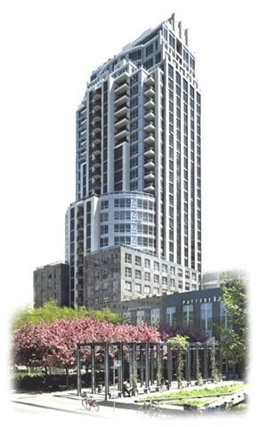 Condo Apartment at 10 Bellair St, Unit 807, Toronto, Ontario. Image 1