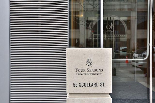 Condo Apartment at 55 Scollard St, Unit 602, Toronto, Ontario. Image 11