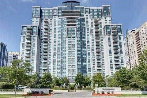Condo Apartment at 188 Doris Ave, Unit 1610, Toronto, Ontario. Image 1