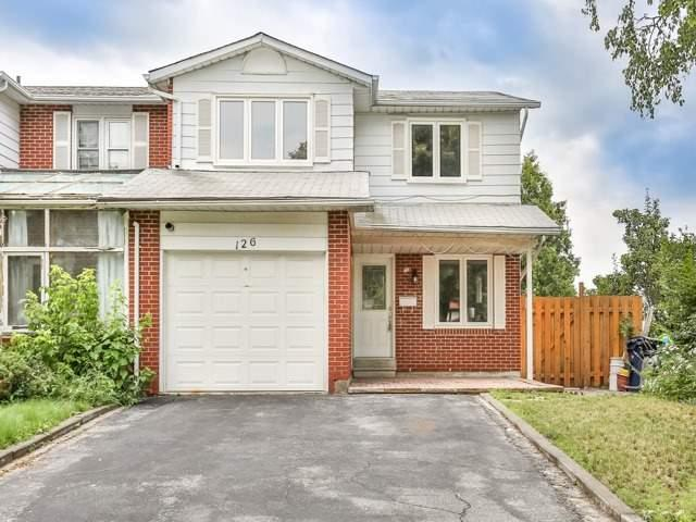 Semi-detached at 126 Apache Tr, Toronto, Ontario. Image 1