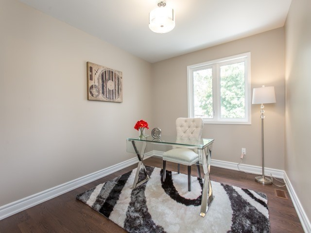 Semi-detached at 126 Apache Tr, Toronto, Ontario. Image 3