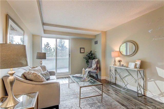 Condo Apartment at 188 Doris Ave, Unit 218, Toronto, Ontario. Image 3