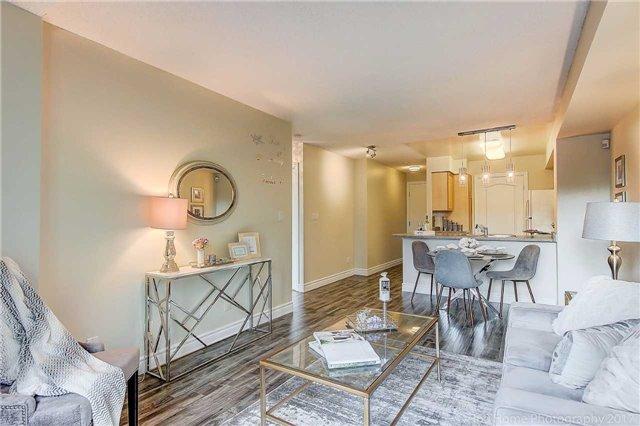 Condo Apartment at 188 Doris Ave, Unit 218, Toronto, Ontario. Image 6