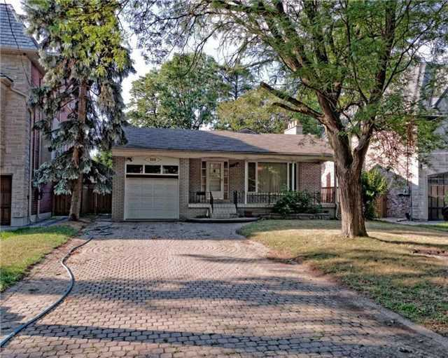 Detached at 208 Dunforest Ave, Toronto, Ontario. Image 1