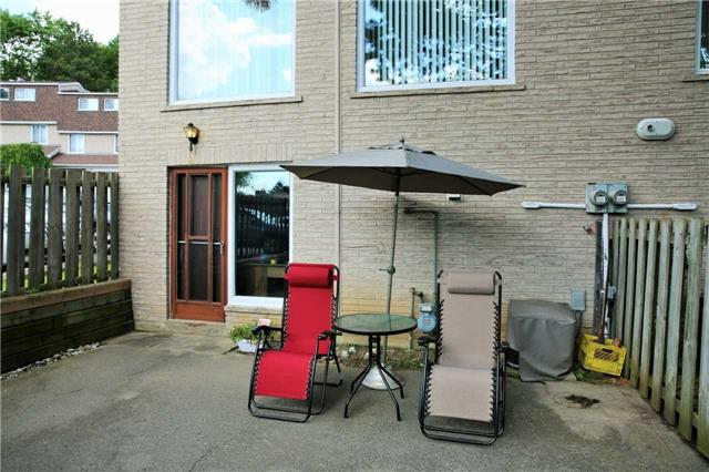 Condo Townhouse at 91 Rameau Dr, Unit #1, Toronto, Ontario. Image 11