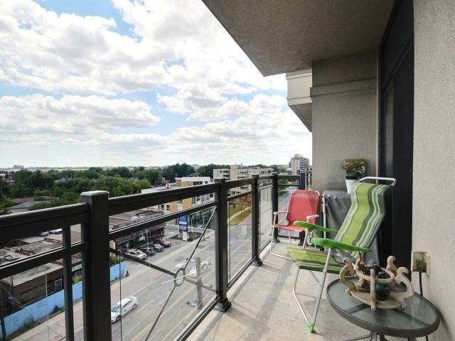 Condo Apartment at 872 Sheppard Ave W, Unit 707, Toronto, Ontario. Image 6
