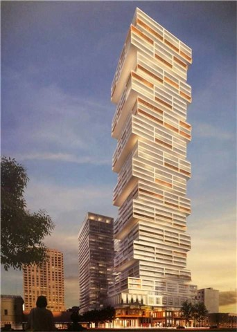 Condo Apartment at 88 Queen St E, Unit 2310, Toronto, Ontario. Image 1