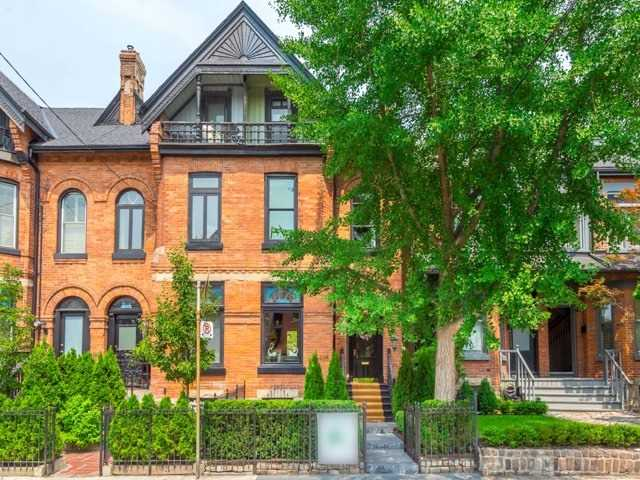 Semi-detached at 334 Wellesley St E, Toronto, Ontario. Image 1