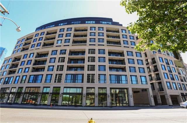 Condo Apartment at 181 Davenport Rd, Unit 803, Toronto, Ontario. Image 1