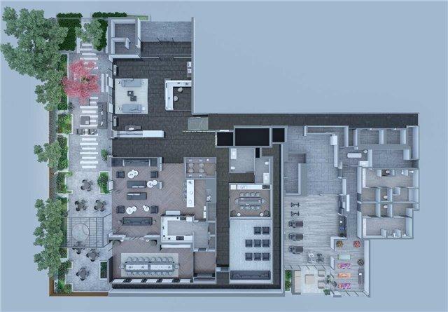 Condo Apartment at 1580 Avenue Rd, Unit 405, Toronto, Ontario. Image 2