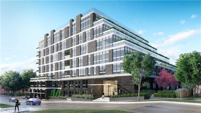 Condo Apartment at 1580 Avenue Rd, Unit 506, Toronto, Ontario. Image 1