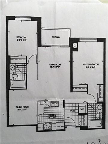 Condo Apartment at 39 Pemberton Ave, Unit 308, Toronto, Ontario. Image 5