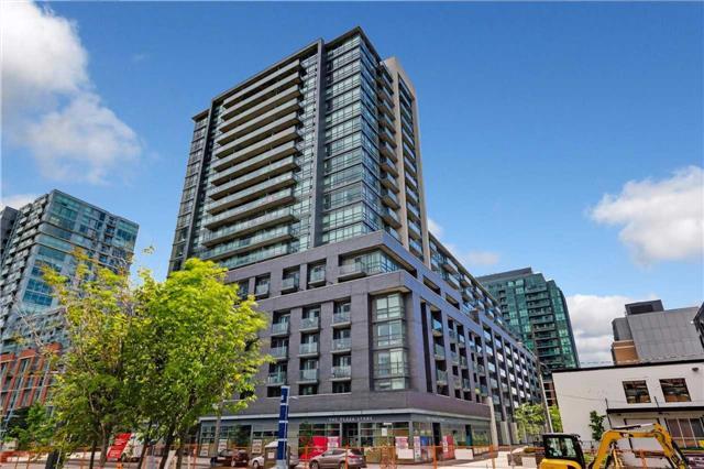 Condo Apartment at 68 Abell St, Unit 1810, Toronto, Ontario. Image 1