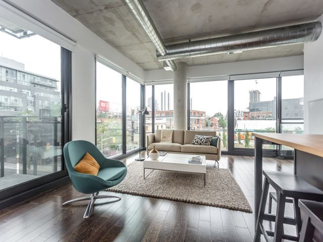 Condo With Common Elements at 51 Trolley Cres, Unit 317, Toronto, Ontario. Image 15