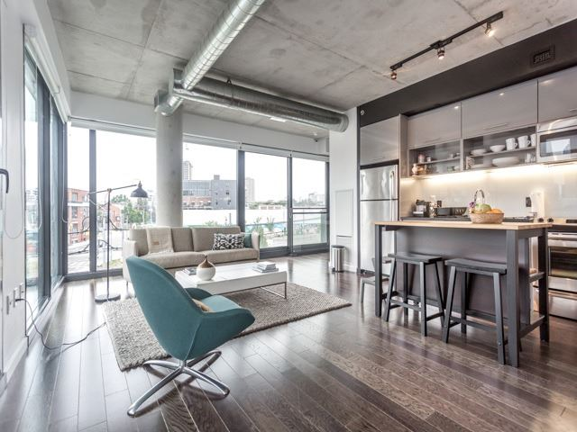 Condo With Common Elements at 51 Trolley Cres, Unit 317, Toronto, Ontario. Image 16