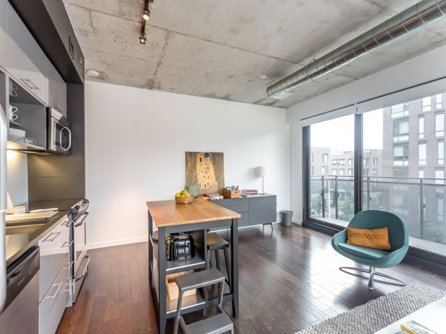 Condo With Common Elements at 51 Trolley Cres, Unit 317, Toronto, Ontario. Image 2