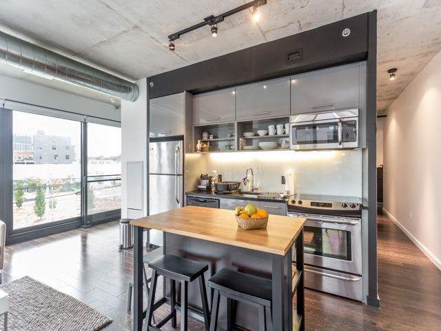Condo With Common Elements at 51 Trolley Cres, Unit 317, Toronto, Ontario. Image 3