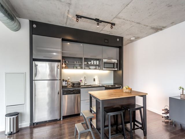 Condo With Common Elements at 51 Trolley Cres, Unit 317, Toronto, Ontario. Image 6