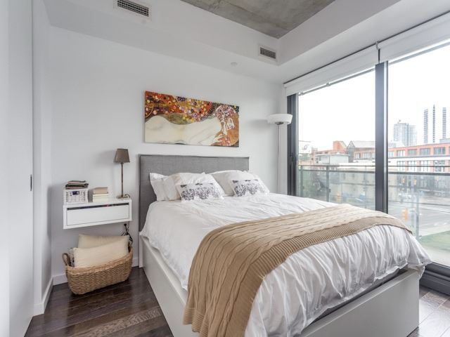 Condo With Common Elements at 51 Trolley Cres, Unit 317, Toronto, Ontario. Image 8