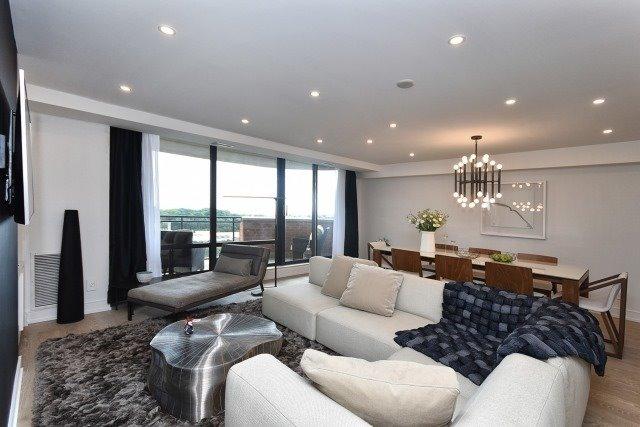 Condo Apartment at 260 Heath St, Unit 1402, Toronto, Ontario. Image 5
