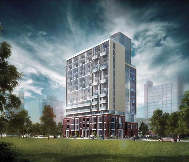 Condo Apartment at 220 George St, Unit 1105, Toronto, Ontario. Image 1
