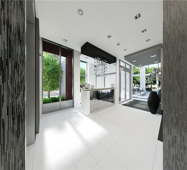 Condo Apartment at 220 George St, Unit 1105, Toronto, Ontario. Image 2