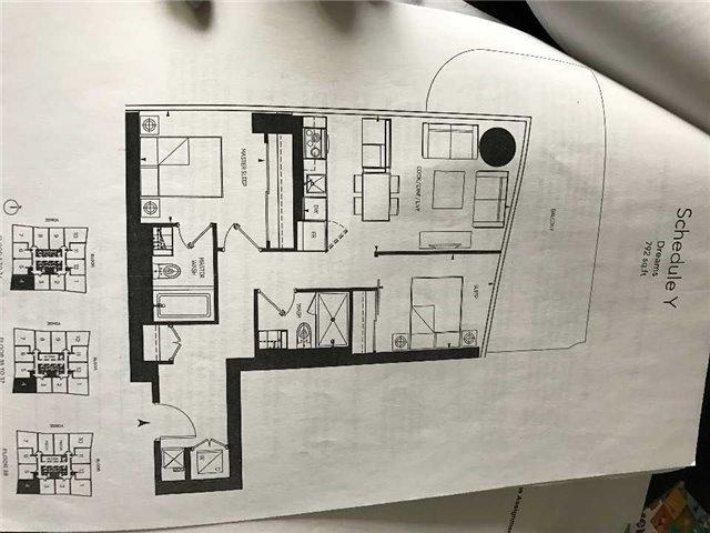 Condo Apartment at 1 Bloor St E, Unit 3504, Toronto, Ontario. Image 2