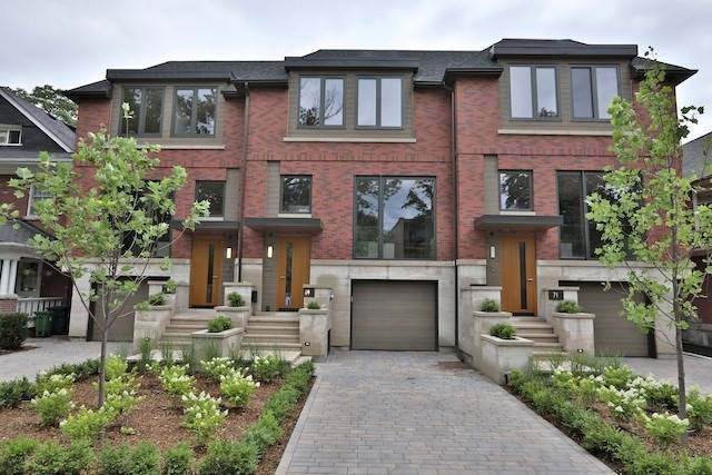 Townhouse at 69 Heath St W, Toronto, Ontario. Image 1