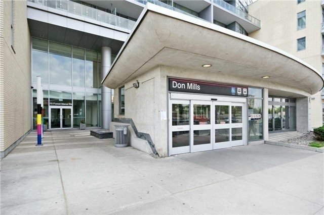 Condo Apartment at 70 Forest Manor Rd, Unit 305, Toronto, Ontario. Image 2