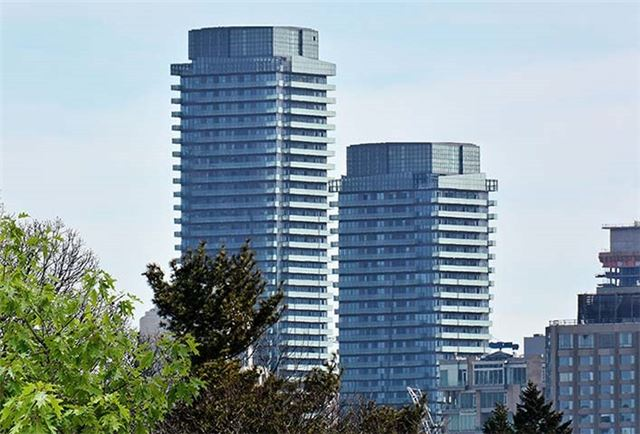 Condo Apartment at 65 St. Mary St, Unit 1203, Toronto, Ontario. Image 1