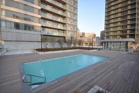 Condo Apartment at 55 Bremner Blvd, Unit 1307, Toronto, Ontario. Image 5