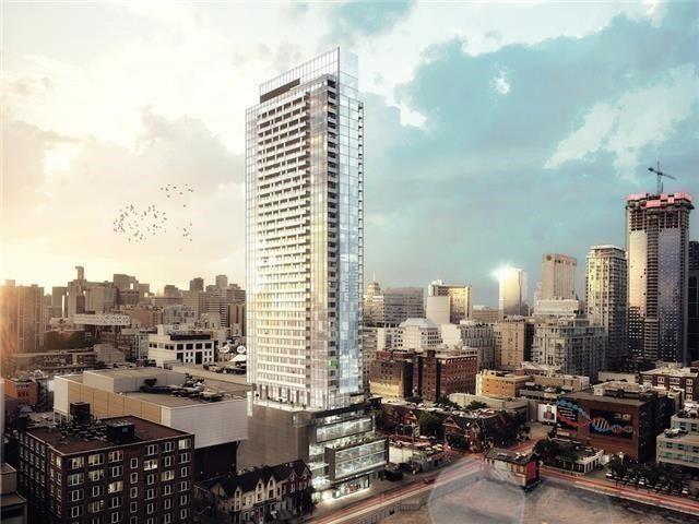 Condo Apartment at 290 Adelaide St W, Unit 2908, Toronto, Ontario. Image 1