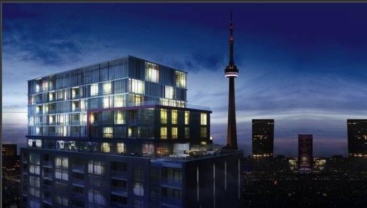 Condo Apartment at 435 Richmond St W, Unit 312, Toronto, Ontario. Image 1