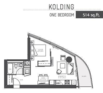 Condo Apartment at 14 York St, Unit 3911, Toronto, Ontario. Image 8
