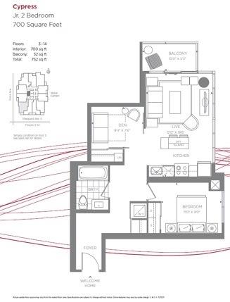 Condo Apartment at 88 Sheppard Ave E, Unit 605, Toronto, Ontario. Image 9