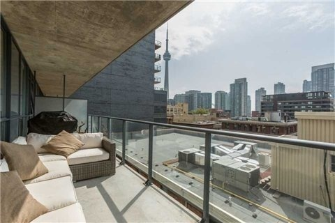 Condo With Common Elements at 478 King St W, Unit 613, Toronto, Ontario. Image 8