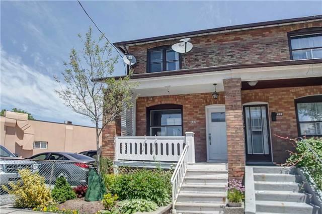 Semi-detached at 593 Vaughan Rd, Toronto, Ontario. Image 1