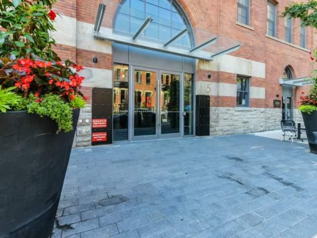 Condo Apartment at 5 St Joseph St, Unit 219, Toronto, Ontario. Image 12