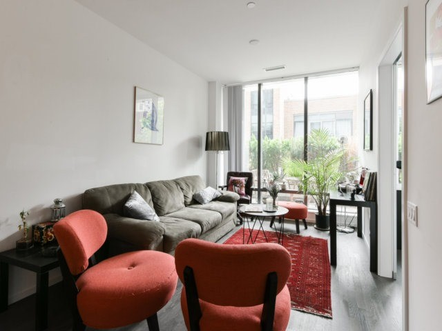 Condo Apartment at 5 St Joseph St, Unit 219, Toronto, Ontario. Image 5