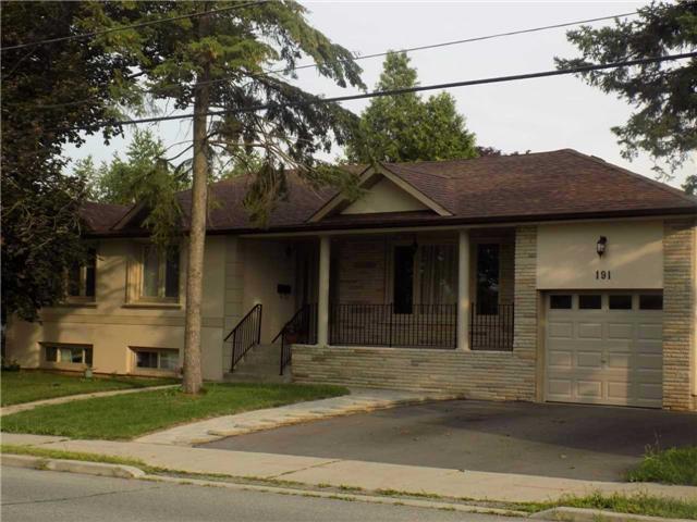 Detached at 191 Overbrook Pl E, Toronto, Ontario. Image 1