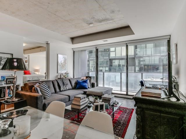 Condo Apartment at 629 King St W, Unit 410, Toronto, Ontario. Image 13