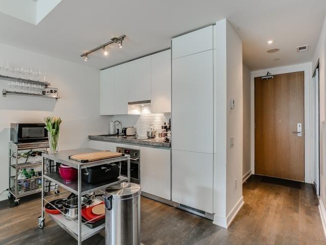 Condo Apartment at 629 King St W, Unit 410, Toronto, Ontario. Image 2
